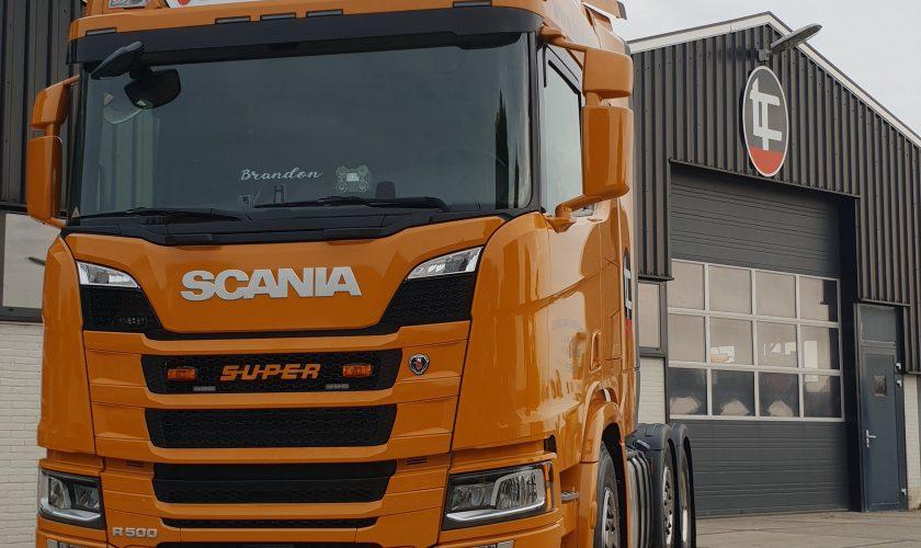 Scania R500 1