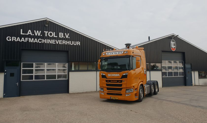 Scania R500 5