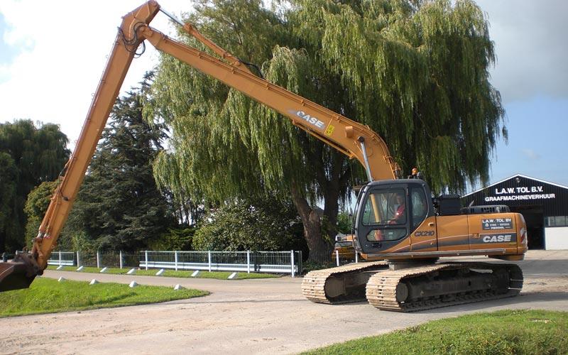 longreach 21 ton