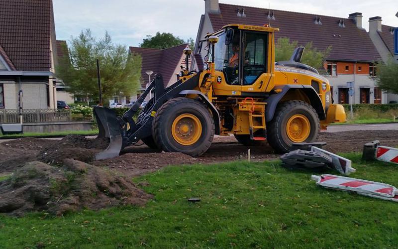 Shovel 12 ton
