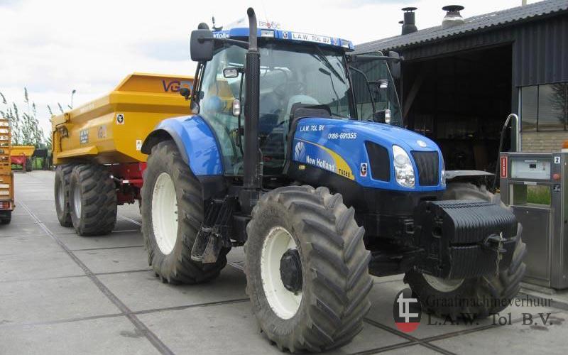 Tractor Huren