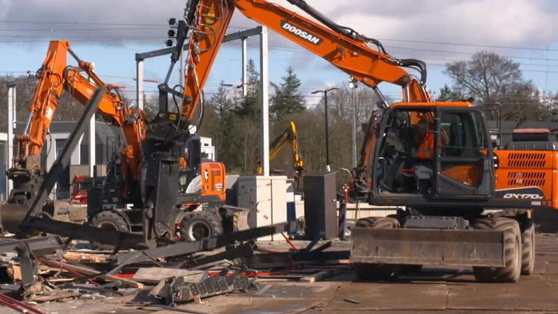 Project stationsgebied Driebergen-Zeist