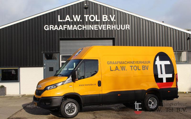 Servicewagen Nieuw