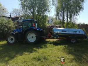 Boonstoppel Groen New Holland