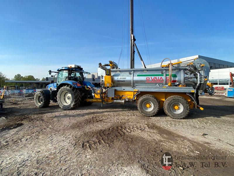 Nieuwe Waterwagen Terracon