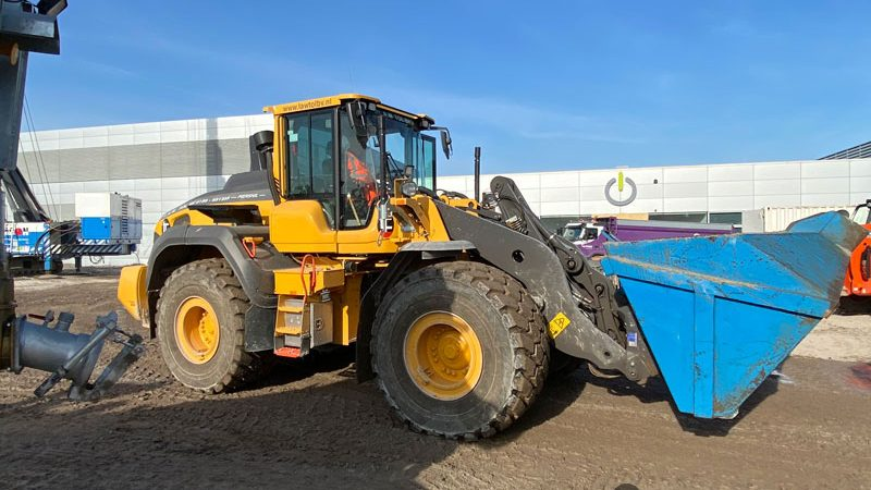 Terracon Volvo L110H_Huren