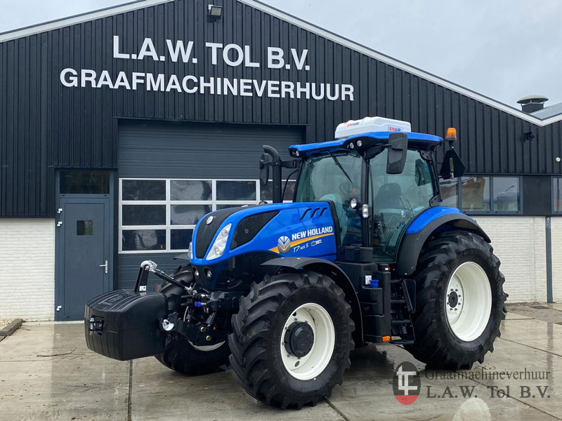 New Holland Tractor T7
