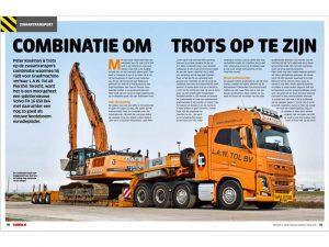 Truckstar Nieuwsbericht