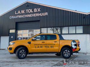Nieuwe Ford Bedrijfsauto