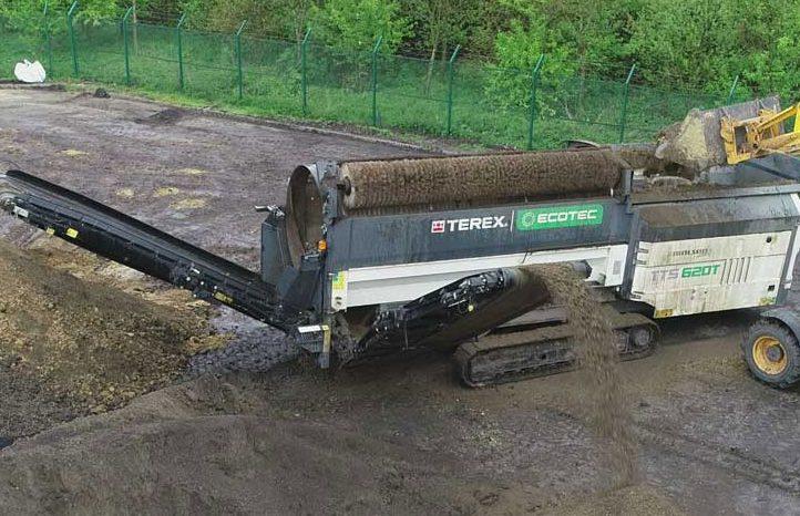 Terex Ecotec TTS 620T