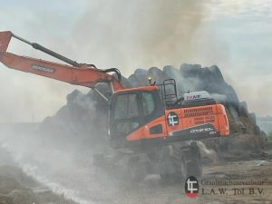 Mobiele Kraan Brandweer GW