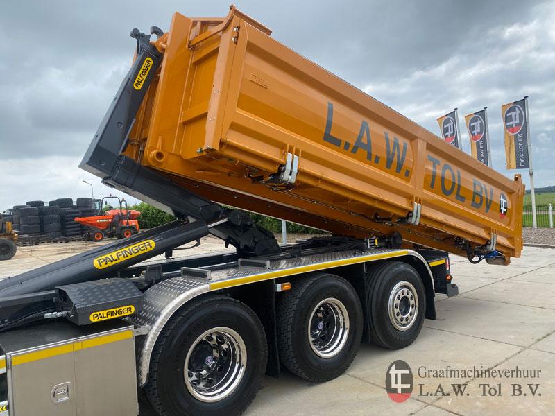 Nieuwe Scania Tol BV